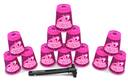 Zestaw kubki Speed Stacks ZIPPY LEOPARD 02220