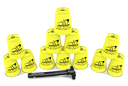 zestaw kubki  Speed Stacks  NEON YELLOW 02209