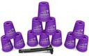 kubki zestaw SPEED STACKS ROYAL PURPLE