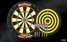 tarcza dart Winmau FAMILY GAME